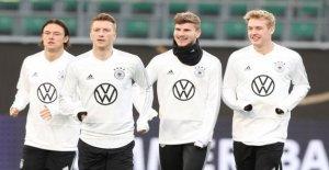 Match Allemagne - Serbie: Vous pouvez voir le Match d'aujourd'hui en direct à la TÉLÉVISION