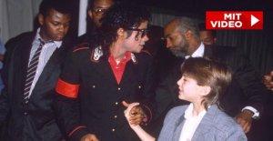 Michael Jackson: la Vidéo est débité...