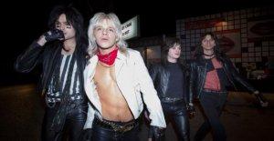 Netflix Film sur Mötley Crüe: Pourquoi The Dirt malheureusement, la Saleté est