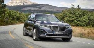Nouvelle BMW X7: Essai à travers l'Amérique dans le Géant SUV