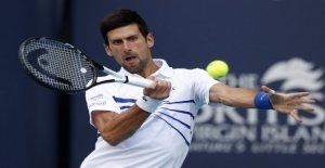 Novak Djokovic revient  «Était...