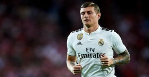 PSG-Rumeur: Holt Paris Toni Kroos au Real Madrid?