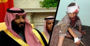Quatre Ans Yémen, de la Guerre des Ong réclament Pas d'Armes à la Sang-Cheik