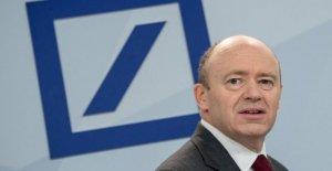 Rapport de gestion Banque Allemande: Graisses Abschiedsprämie pour l'Ex-Banquier Cryan