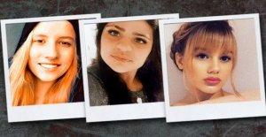 Rebecca, Catherine, Marie: 3 Cas, l'Allemagne se déplacer