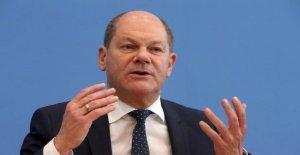 Scholz prévoit 15 Milliards d'Euros de plus pour l'UE!
