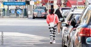 Sept Attaques en Mars: Étrange, des Attaques sur des Prostituées à Berlin