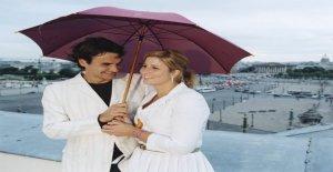 Tennis: Roger Federer aime ses Mirka...