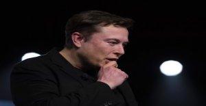 Tesla-Chef de Musc et de la securities and exchange Commission, dans le Différend - Vue