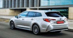 Toyota Corolla Hybride en Test: Combinée avec de la Place pour chaque Hobby