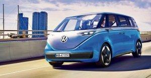 VW I. D. Buzz de La légendaire Bulli est de retour