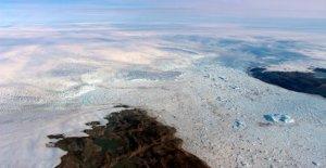 Vers: les Glaciers du Groenland augmente soudainement de nouveau