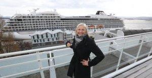 Viking Sky: Geraient parle de l'Évacuation