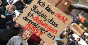 Wikipédia est bloqué aujourd'hui – en signe de Protestation contre l'UE Urheberrechtsreform