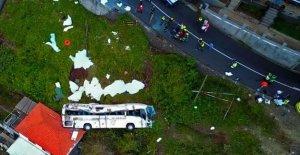 29 Morts sur l'île de Madère: L'Accident s'est produit à seulement 200 Mètres de l'Hôtel