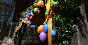 À Pâques, il ya le XXL-Printemps: Ei Ei Ei, ce sera beau!