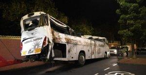 Après l'attentat de Bus Crash: la sécurité des Passagers dans l'Autocar?