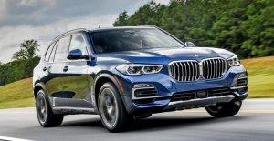 BMW X5: Essai dans le Géant SUV