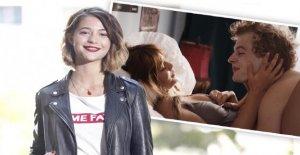 Bibi & Tina-Star Lisa-Marie Koroll (21): Premier Lit-Scène pour le Pferdemädchen