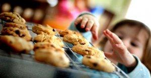 Capri-sonne et de pain grillé: le Goût est dans l'Enfance programmé
