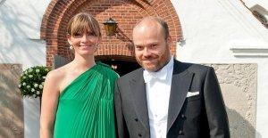 Danois-Milliardaires voulaient avec leurs Enfants, fêter un événement