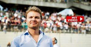 Formule 1: Nico Rosbergs déclaration d'Amour à sa nouvelle Vie