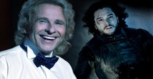Game of Thrones-Parodie: Thomas Gottschalk tue Jon Snow!