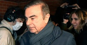 Ghosn: Ex-Renault Boss au Japon, déjà de retour sur la liberté sous Caution