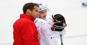 Hockey sur glace-championnats du monde: Denis Malgin tire contre Patrick Fischer Vue