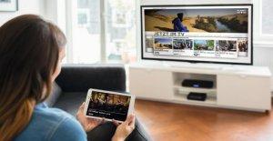 IMAGE maintenant Waipu.tv le fonctionnement de la Télévision sur Internet
