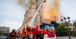 Incendie de Notre-Dame de Paris: Sapeuse le récit d'Utilisation