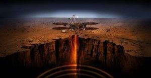 La Nasa, la Sonde InSight : Tremblement de terre sur Mars mesurée