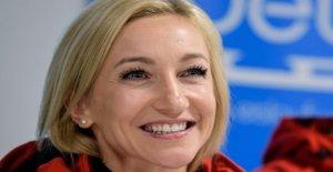 La championne olympique Alena Savchenko: Nos Eisprinzessin est enceinte