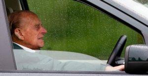 Le prince Philip: Lobes et la Ceinture de sécurité sur la route