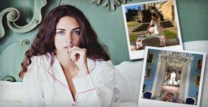 Le prince Williams Voisine: Rose Hanbury vit dans un Conte de fées