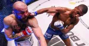 MMA: IMAGE montre la CONCURRENCE, de la Pologne en direct et en exclusivité