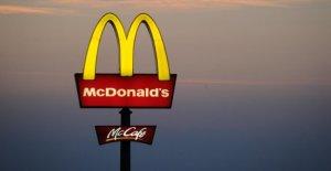 McDonalds apporte Burger végétalien en Allemagne sur le Marché