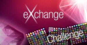 Meilleurs scores eXchange Challenge est le libre Jeu de match 3 entre les deux