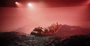 Migration: Sea-Watch met Flüchtlingsdrama dans la piscine à Vagues après