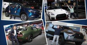 New York International Auto Show 2019: La Foire-les Tops et les Flops