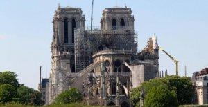 Notre-Dame de paris: Après les Flammes de l'Enfer, Cathédrale sauvé