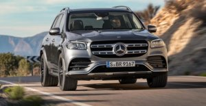 Nouveau Mercedes GLS (New York 2019): Lavage de Mode, y compris!