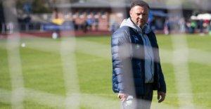 Pal Dardai sur sa, lors De Hertha BSC: Je suis soulagé