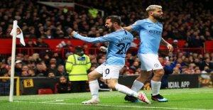 Premier League: Aussi couru le Derby de Manchester - Vue