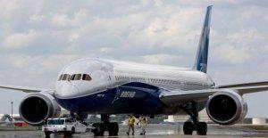 Prochaine Crise chez Boeing?: Massif des Lacunes Dreamlinerde la Production de
