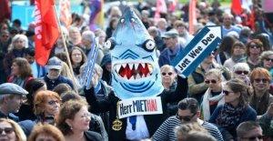 Sondage sur la Pénurie de logements: la Majorité des Allemands contre l'Expropriation