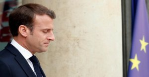 Telefonstreich: Russe Scherzbolde placer Emmanuel Macron purement