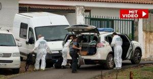 Tenerife: Mère Allemande et d'un Fils mort dans la Grotte trouvé de Meurtre?