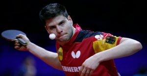 Tennis de table-championnats du monde: Dimitrij Ovtcharov éliminé