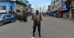 Terreur au Sri Lanka – Ministre: j'Ai partout des bouts de cadavre vu